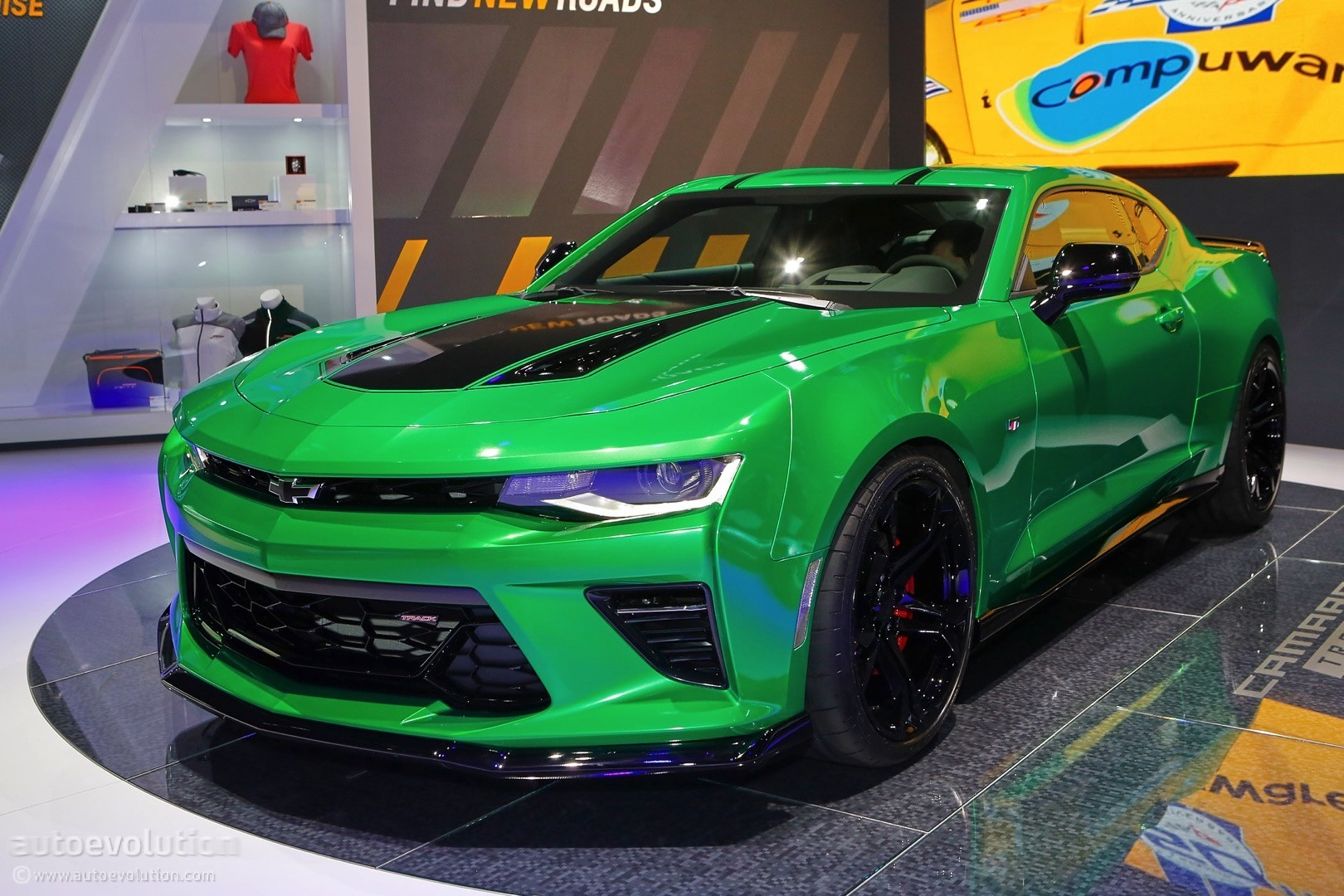 Right-Hand Drive Camaro Almost Certain, Official