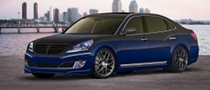 Rhys Millen Racing Hyundai Equus Coming to SEMA