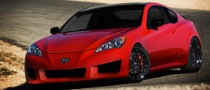 Rhys Millen Racing RM460 Genesis Coupe Previewed