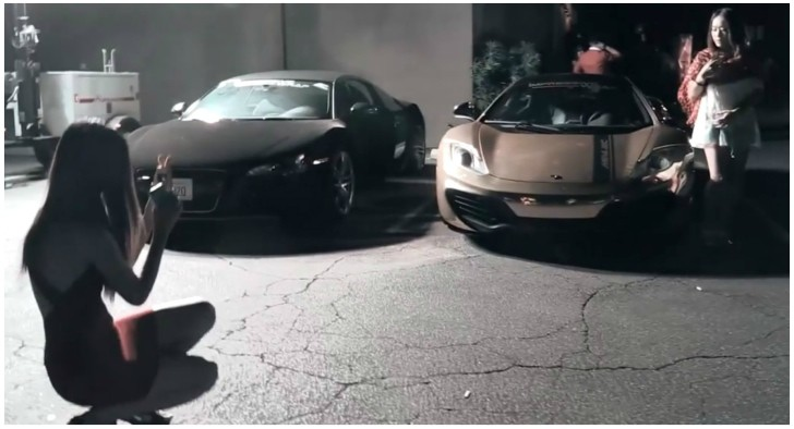 Rich Chinese Teenagers Driving Supercars Have Their Own