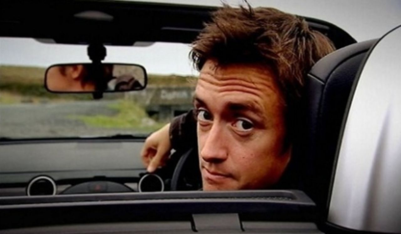 richard hammond drives the vauxhall viva puts it in the. Black Bedroom Furniture Sets. Home Design Ideas
