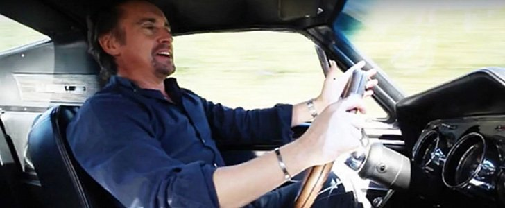 richard hammond takes first drive after horrible accident autoevolution. Black Bedroom Furniture Sets. Home Design Ideas