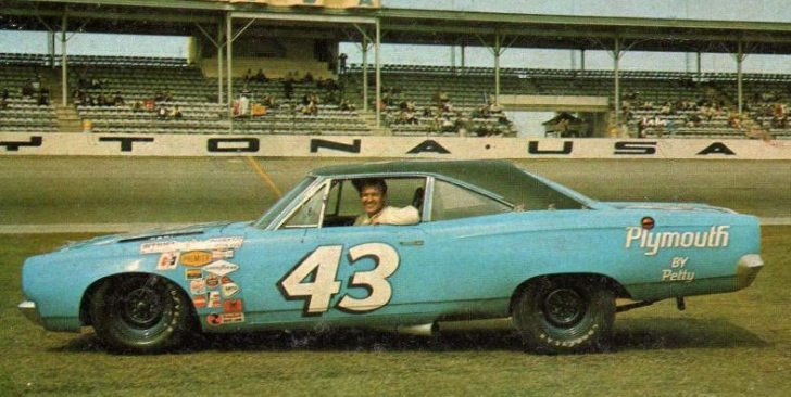 Richard Petty To Drive Iconic 43 Belvedere Up Goodwood
