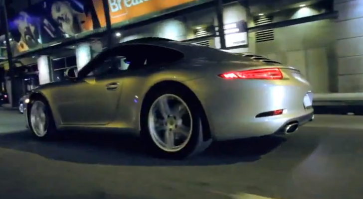 "Rick Ross ""911"" Official Music Video Shows Love for Porsche [Video]"