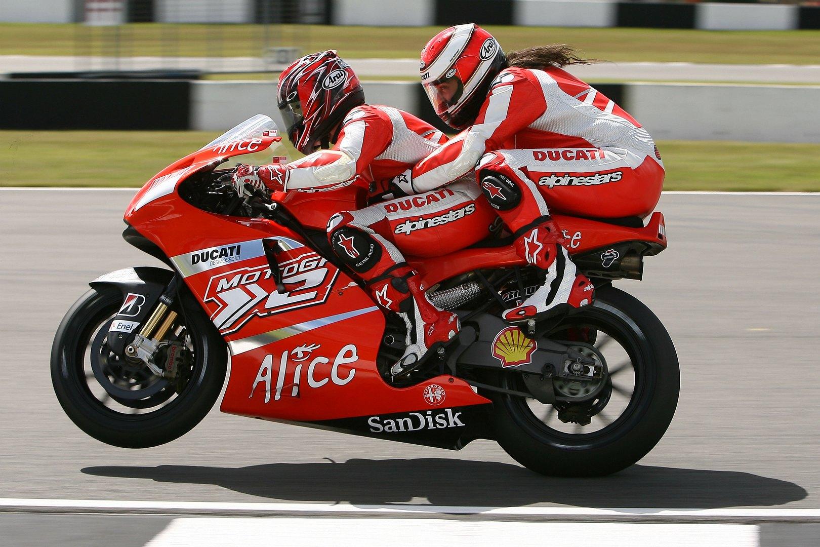 Ducati Panigale V Pillion Seat