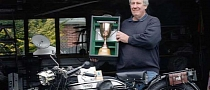 Rider Restores Abandoned 1928 Norton after IOM TT Revelation, Wins National Prize