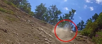 Rider Safe after Terrible ATV Uphill Crash [Video]