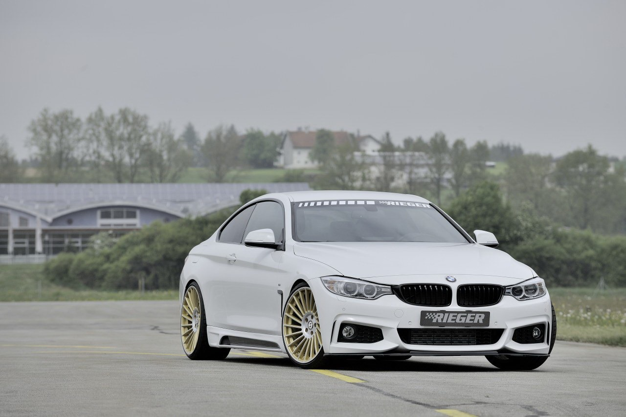 rieger gets involved in the 4 series tuning game autoevolution. Black Bedroom Furniture Sets. Home Design Ideas