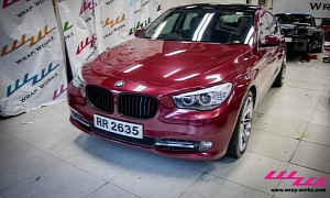 BMW 535 Gran Turismo by Wrap Workz