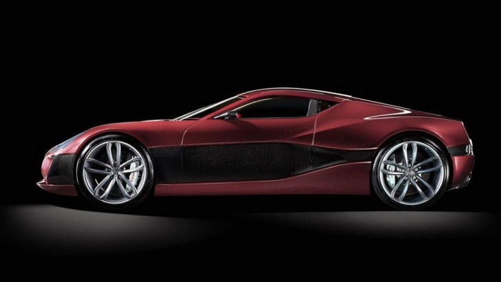 Rimac Concept One Supercar Unveiled [Photo Gallery]