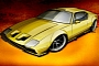 Ringbrothers, Nike Working on SEMA-bound DeTomaso Pantera