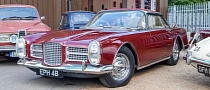Ringo Starr's Facel Vega Going Under the Hammer