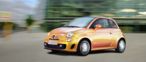 Rinspeed Fiat 500 – 60 or 160 Hp at the Push of a Button
