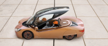 Rinspeed iChange – Adaptive Energy Concept to Debut at Geneva