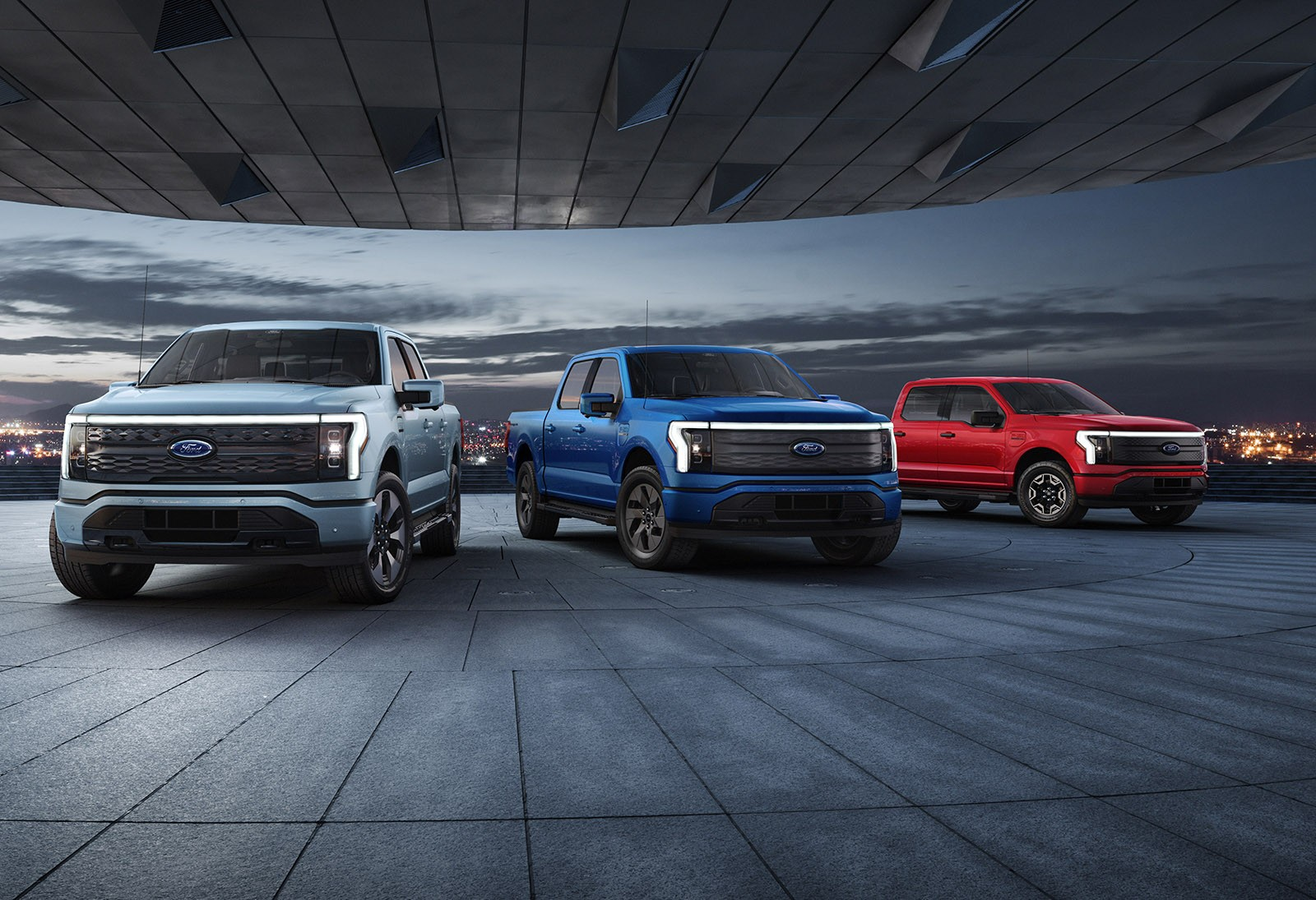 Rising F-Series Truck Sales Help Ford Power Through Chip Shortage