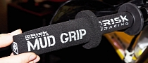 Risk Racing Mud Grips, the Efficient Way to  Remain in Control