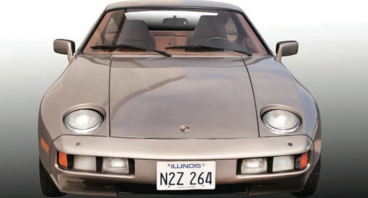 """Risky Business"" Porsche 928 Driven by Tom Cruise for Sale"