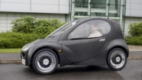 Riversimple hydrogen car