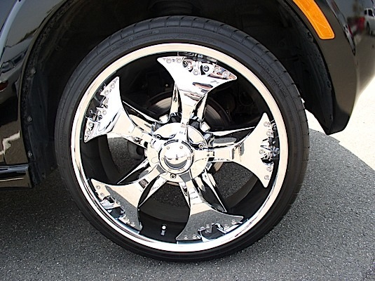 Hubcaps that look like rims