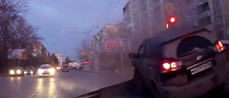 Road Explosion in Russia Hints That Satan Is Coming [Video]