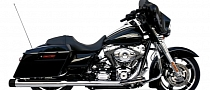 Road King and Other Tourers Receive Samson Thunder Pro True Dual Crossover Exhaust