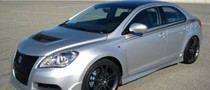 Road Race Motorsport Presents Platinum Edition Suzuki Kizashi
