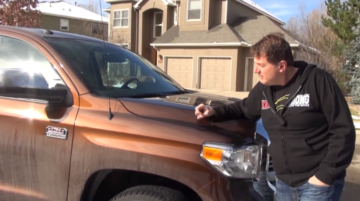 Road Trip With the 2014 Toyota Tundra 1794 Edition by TFL [Video]