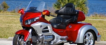 Roadsmith HTS1800, the All-New Honda Goldwing Trike [Photo Gallery]
