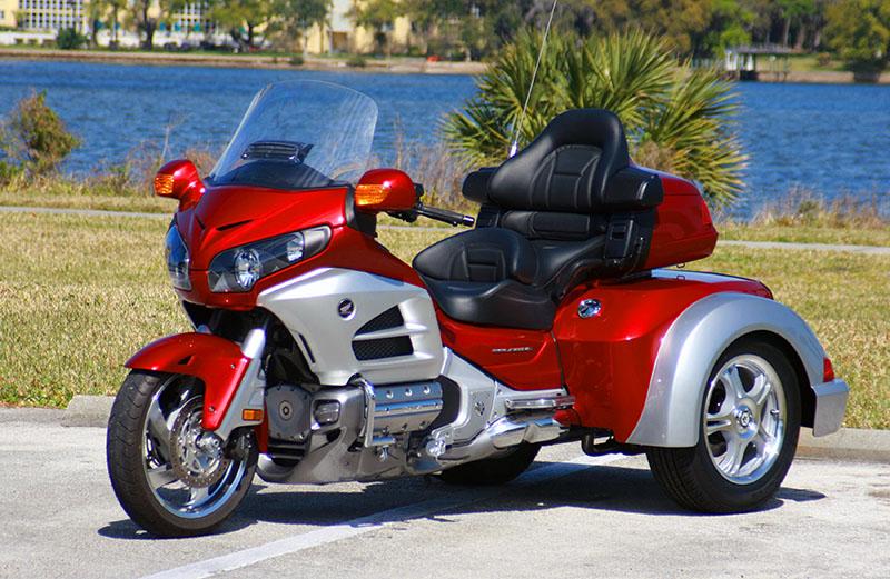 Honda Goldwing Trike Conversion Kit Honda Goldwing Trike