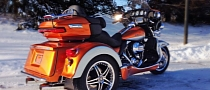 Roadsmith Introduces Harley-Davidson Rushmore Trikes