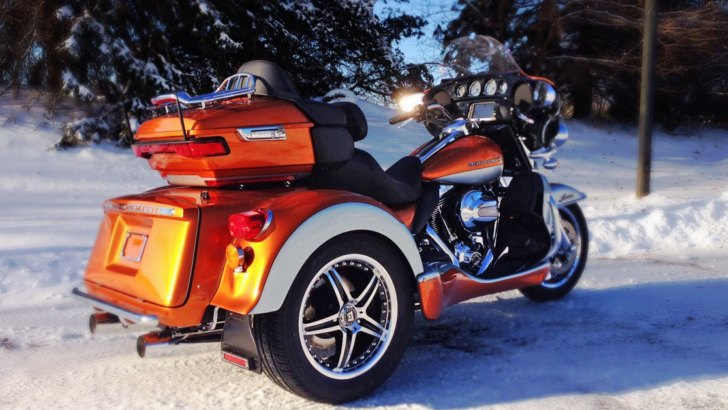 Roadsmith Introduces Harley Davidson Rushmore Trikes