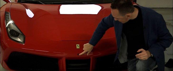 Rob Ferretti Talks Ferrari 488 Problems, Annoying Details Included