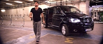 "Robbie Williams Relies on the VW Multivan for ""Take The Crown Stadium Tour 2013"""