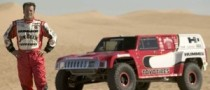 Robby Gordon Aims for 2010 Dakar Win