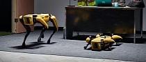 Robot Dogs to Bark Korean: Hyundai Officially Buys Into Boston Dynamics