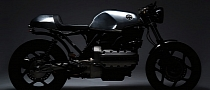 Robrock BMW K100 Is as Raw as It Gets