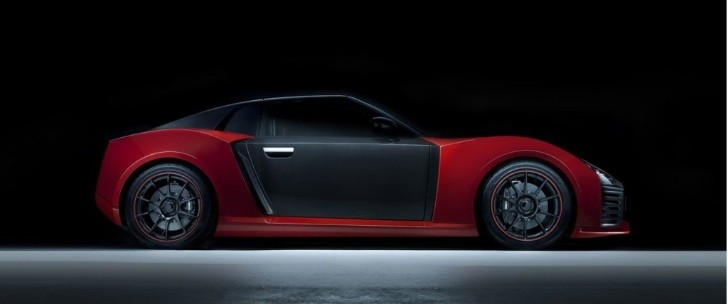 Roding Roadster 23 Unveiled. Coming to Geneva