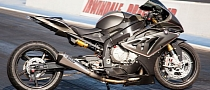 Roland Sands BMW S1000RR Drag Bike [Photo Gallery][Video]