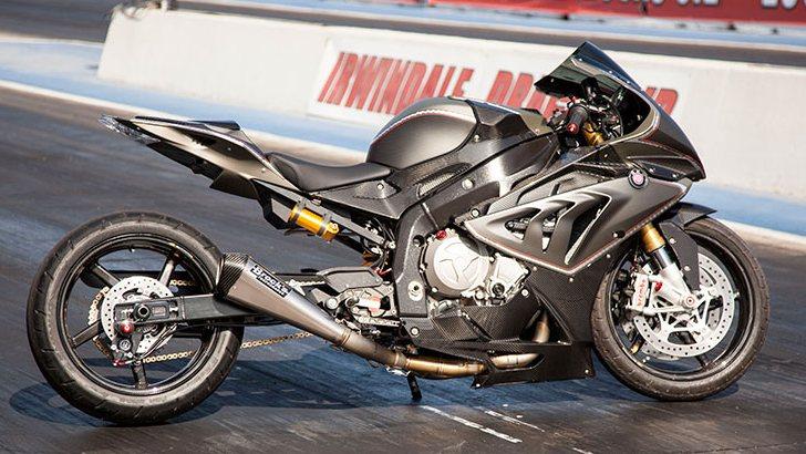 Roland Sands Bmw S1000rr Drag Bike Autoevolution