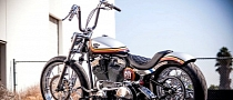 Roland Sands K&N Softail Looks Too Good to Be True [Photo Gallery][Video]