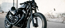 Roland Sands Technics Custom H-D Sportster [Photo Gallery]