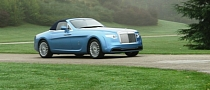 Rolls-Royce Announces Record 2011 Sales