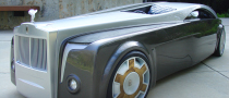 Rolls-Royce Apparition Concept Is Eye-Catching
