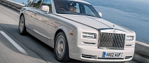 Rolls Royce Discussing Building an SUV