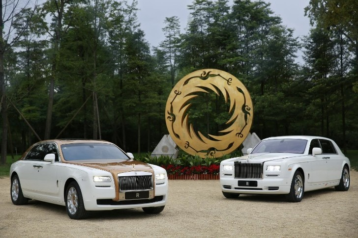 Rolls-Royce Enjoys Strong Growth in Asia