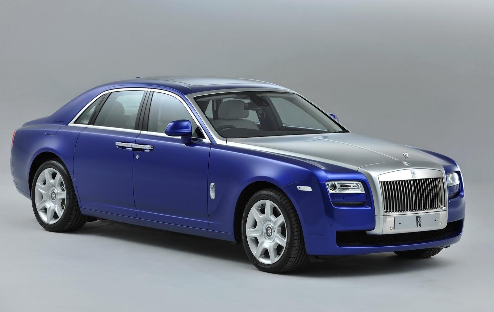 Rolls Royce Ghost 2013 Model Year Minor Updates Autoevolution