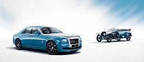 Rolls-Royce Ghost Alpine Trial Centenary to Make US Debut at Quail