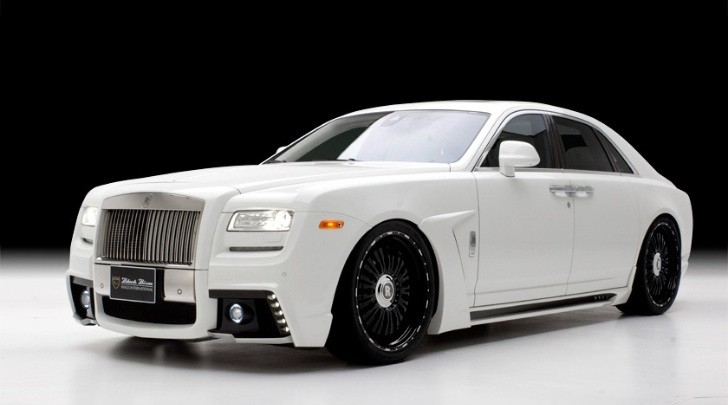 Rolls Royce Ghost Black Bison by Wald International Will Blow You Away