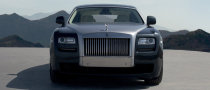 Rolls Royce Ghost EWB in the Works