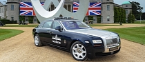 Rolls-Royce Ghost Extended Wheelbase: Goodwood 2012 Pace Car